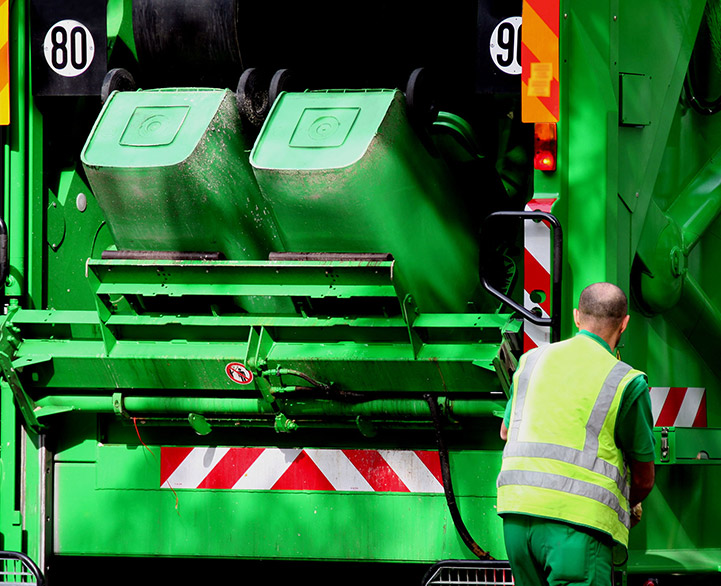 Keeping Waste Management Operating Reliably